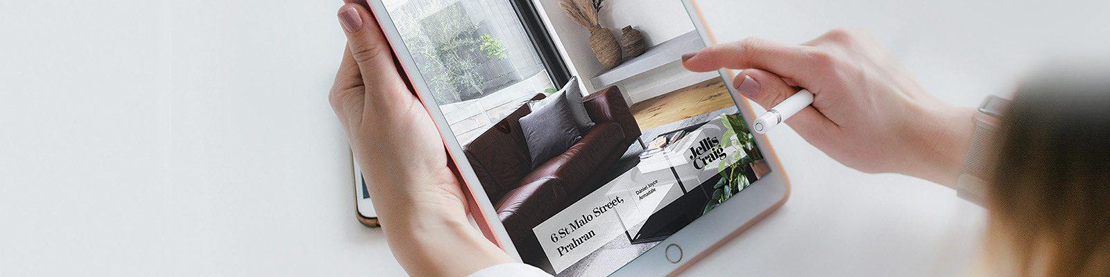 Virtual Consultation Landing Page