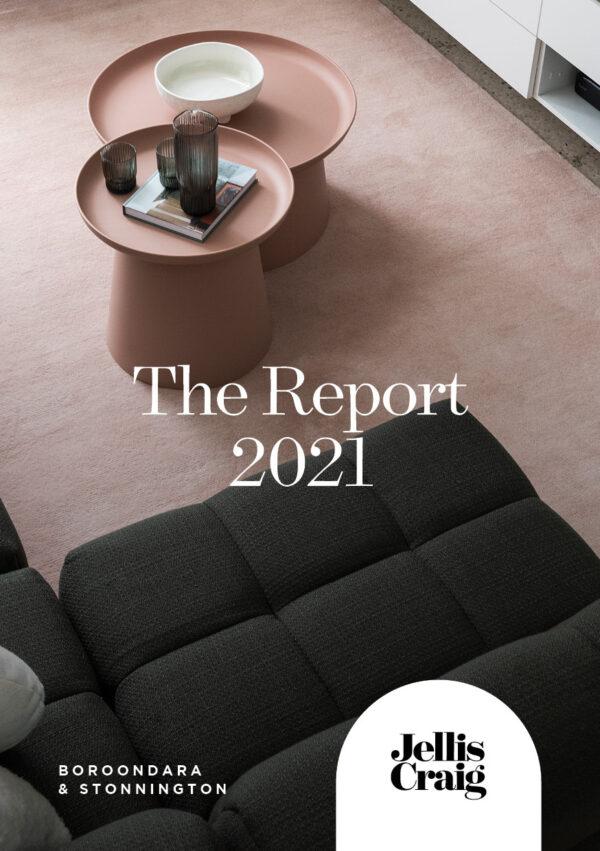 2021 The Report Boroondara Stonnington