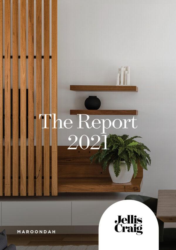 2021 The Report Maroondah
