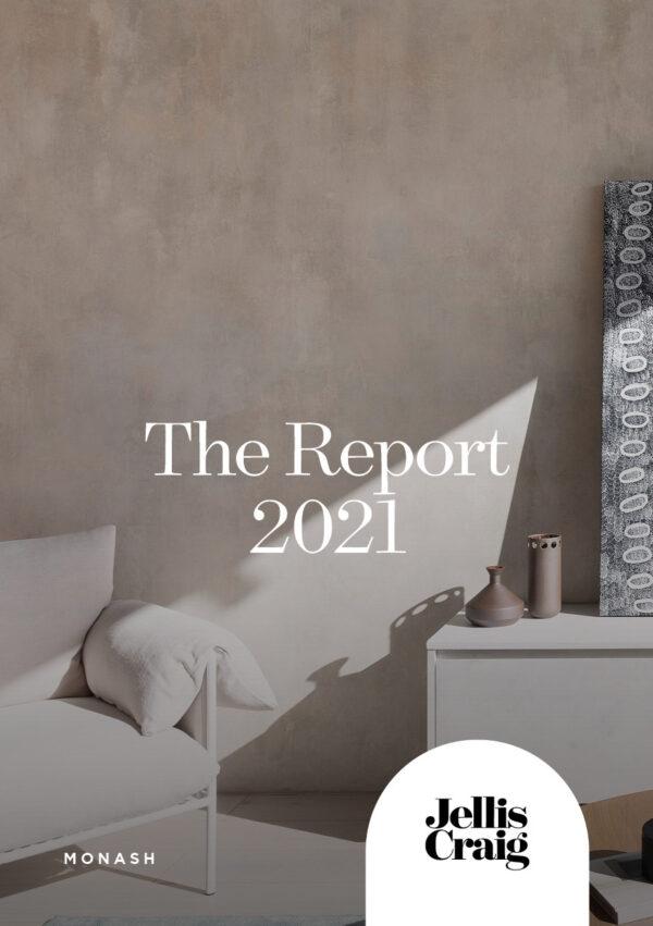 2021 The Report Monash