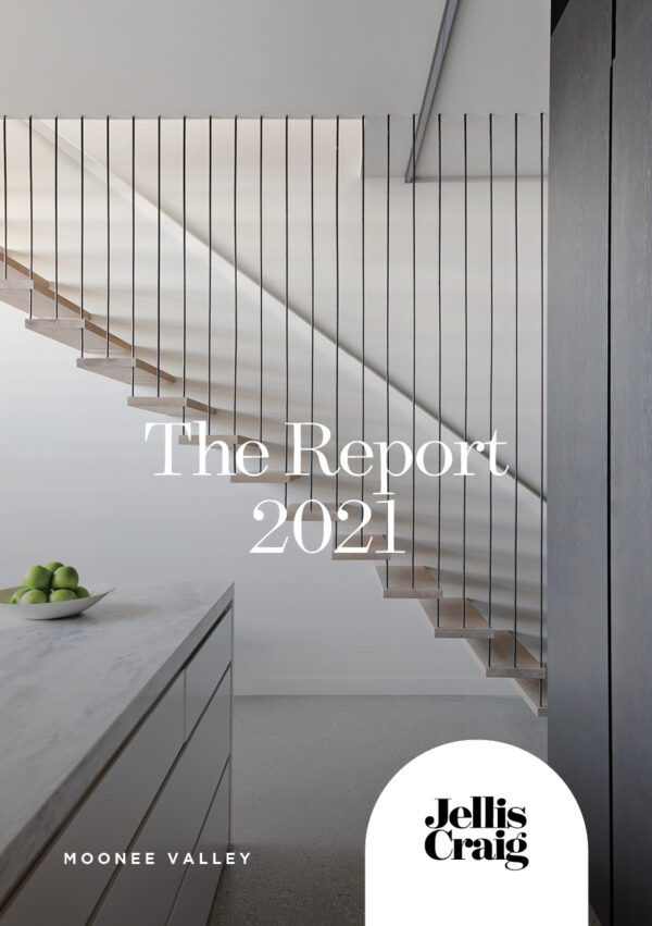 2021 The Report Moonee Valley