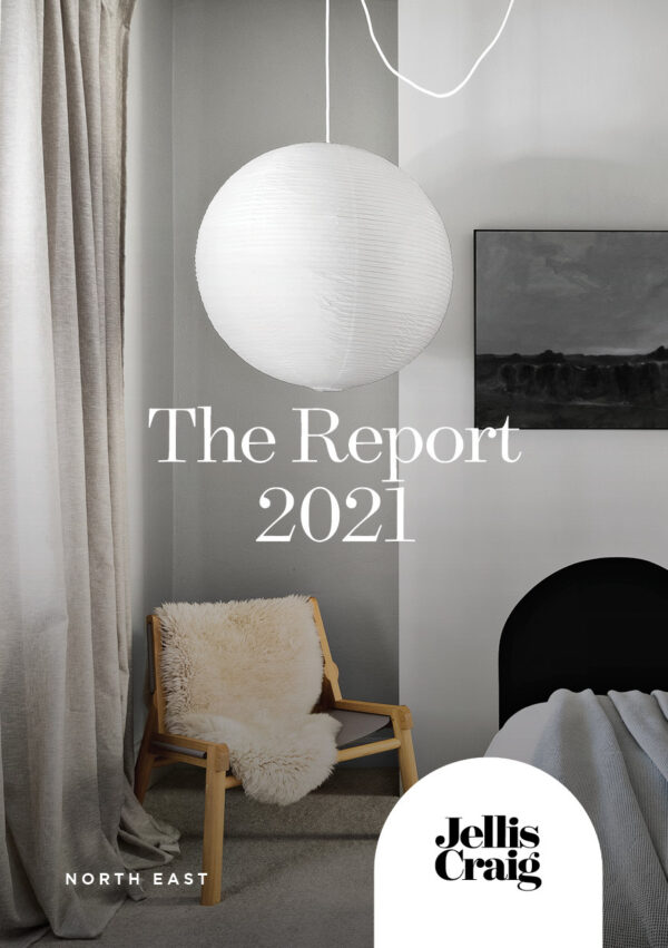 2021 The Report North East
