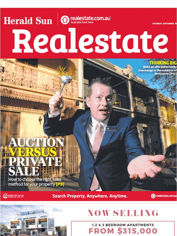 Does Melbourne deserve the title as the nation's auction capital?